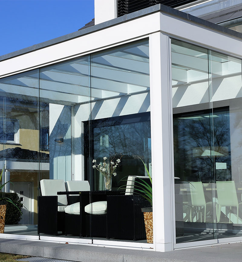 Residential Glass Service